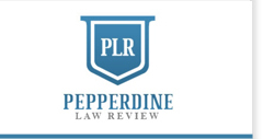 Pepperdine Law Review Arthur Rizer