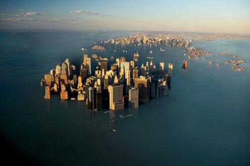 newyork-under-water