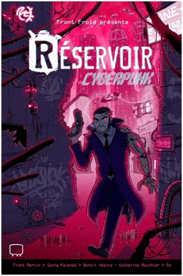 Page couverture Source: Prologue, page «Réservoir - Cyberpunk»