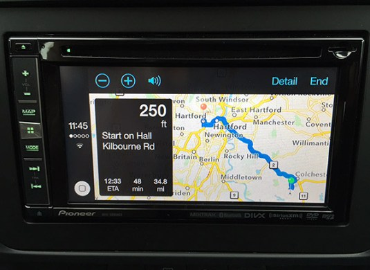 Should You Update Your In Car Nav System for the Holidays     Apple CarPlay   Android Auto Smartphone integration is making in car updates  a thing of the past