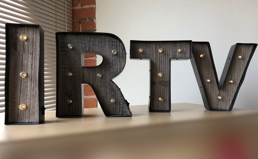 IRTV-wood-letters-lights