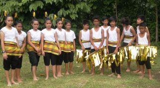 Grade 7 Cheering Squad