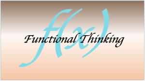 Functional Thinking pix