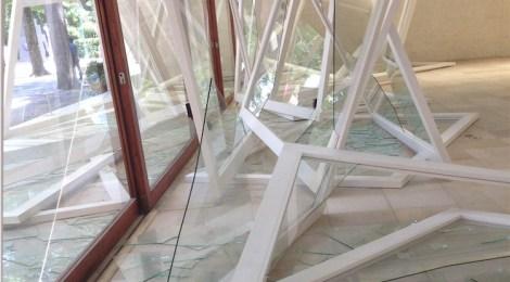 Nordic Pavilion Detail