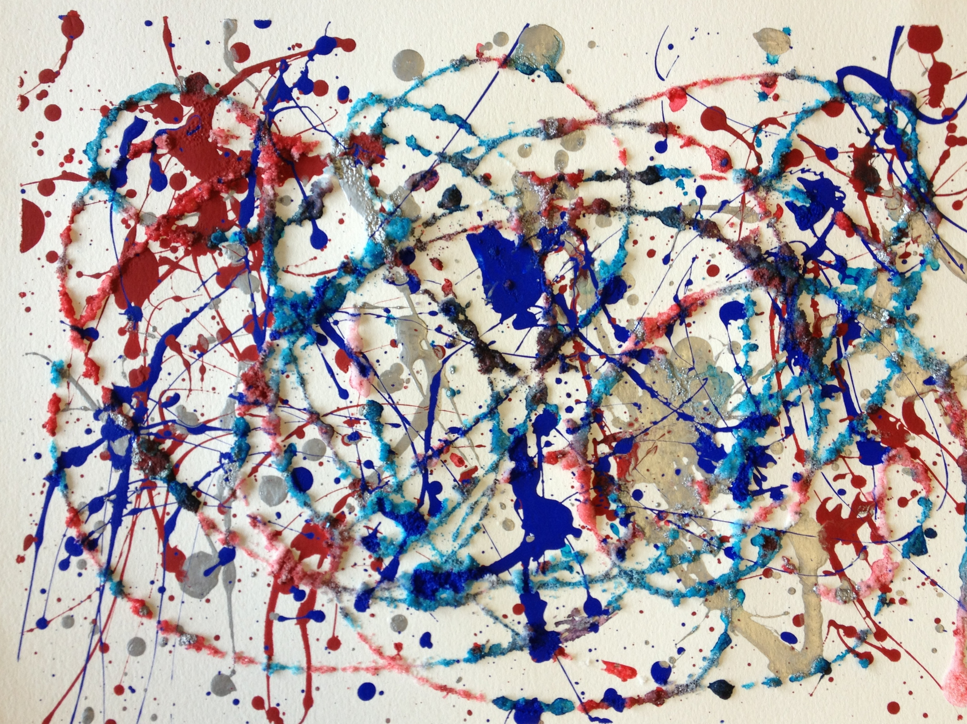 Jackson Pollock – Action Paintings | Art in Action