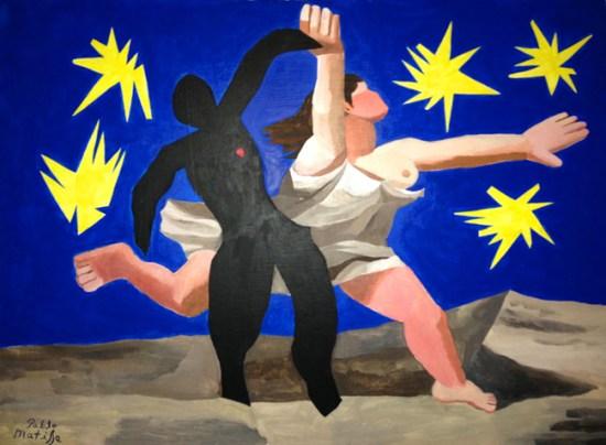 Pablo Matisse_icarus