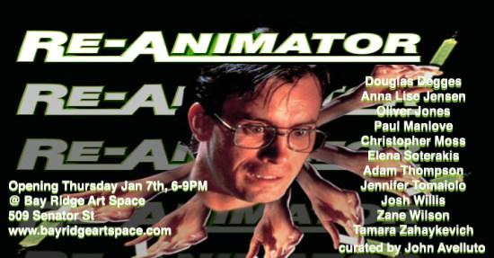 Re-animator-flyer