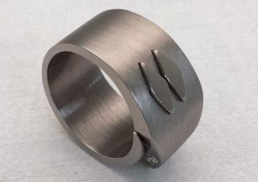 Ruthenium Plating, Ring