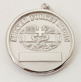 Military medallion: Special Forces Medic