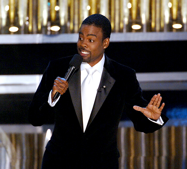 Chris Rock-2016 Oscar Hos