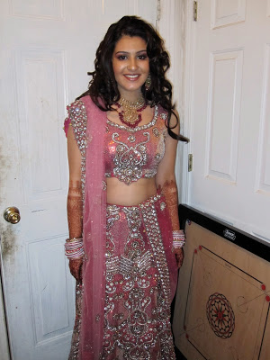 Traditional Indian Wedding Bride