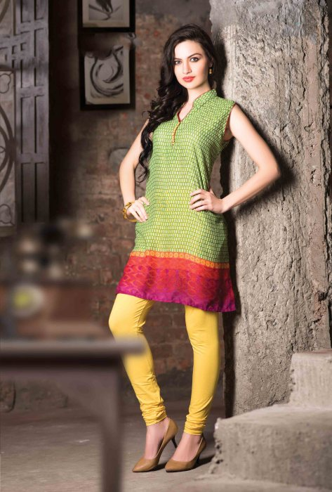 Cotton Readymade Kurti Femin CB051 | Daily Wear for Ladies