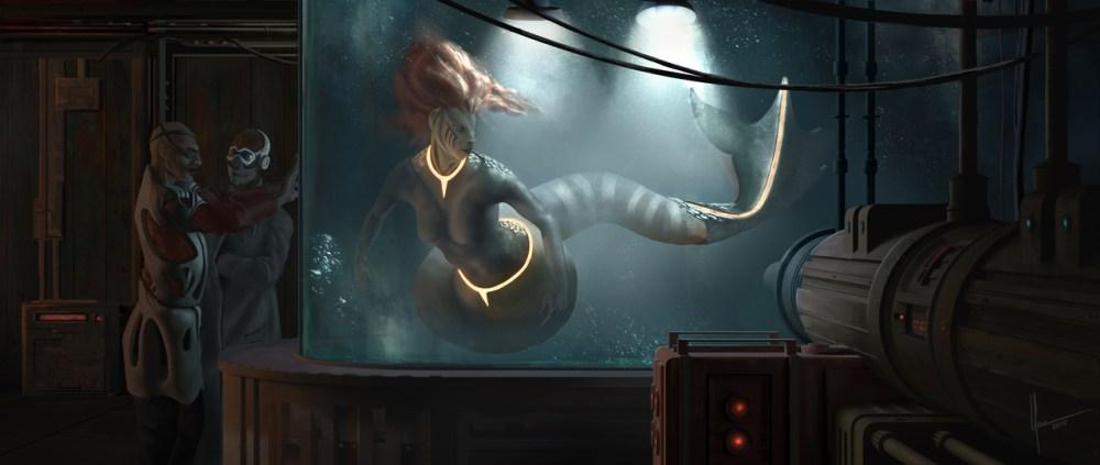 Mermaid by Peia Ion
