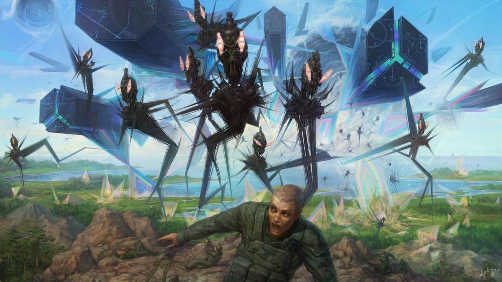 5d Invasion by Nikolay Lobzov