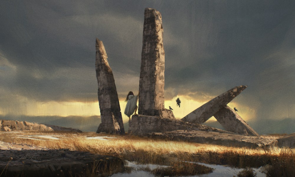 ruins by mihachris