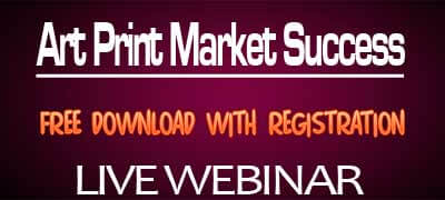 Art Print Market Success Secrets Workshop