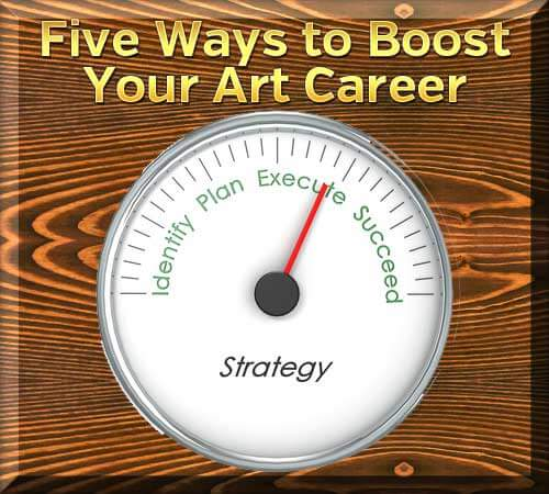 Boost Your Art Career