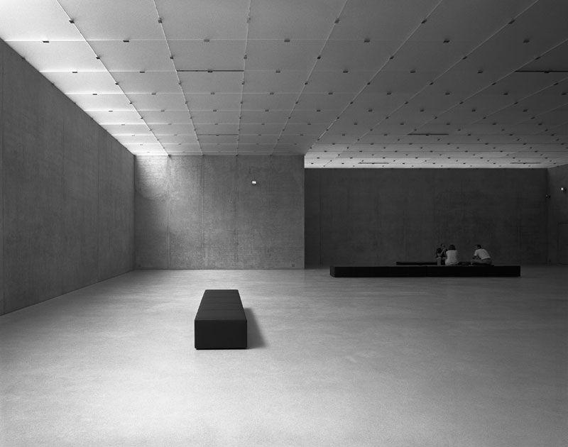 ブレゲンツ美術館 1997年