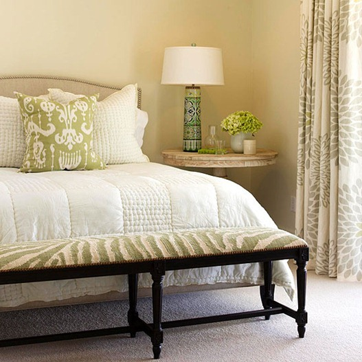 Smartly Used Neutral Color Palettes in the Bedroom