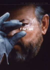 F For Fake, by Orson Welles