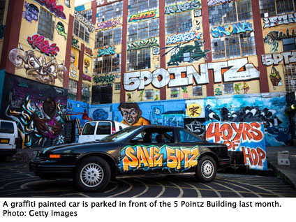 New York Graffiti Landmark 5 Pointz Continues To Appeal Demolition