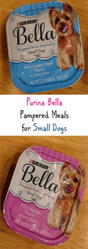 Purina Bella Wet Dog Food for Small Dogs