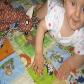 deka detská patchworková