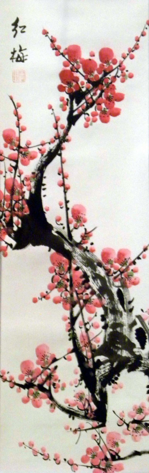 Medium Of Cherry Blossom Art