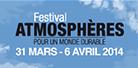 Logo Festival Athmosphères