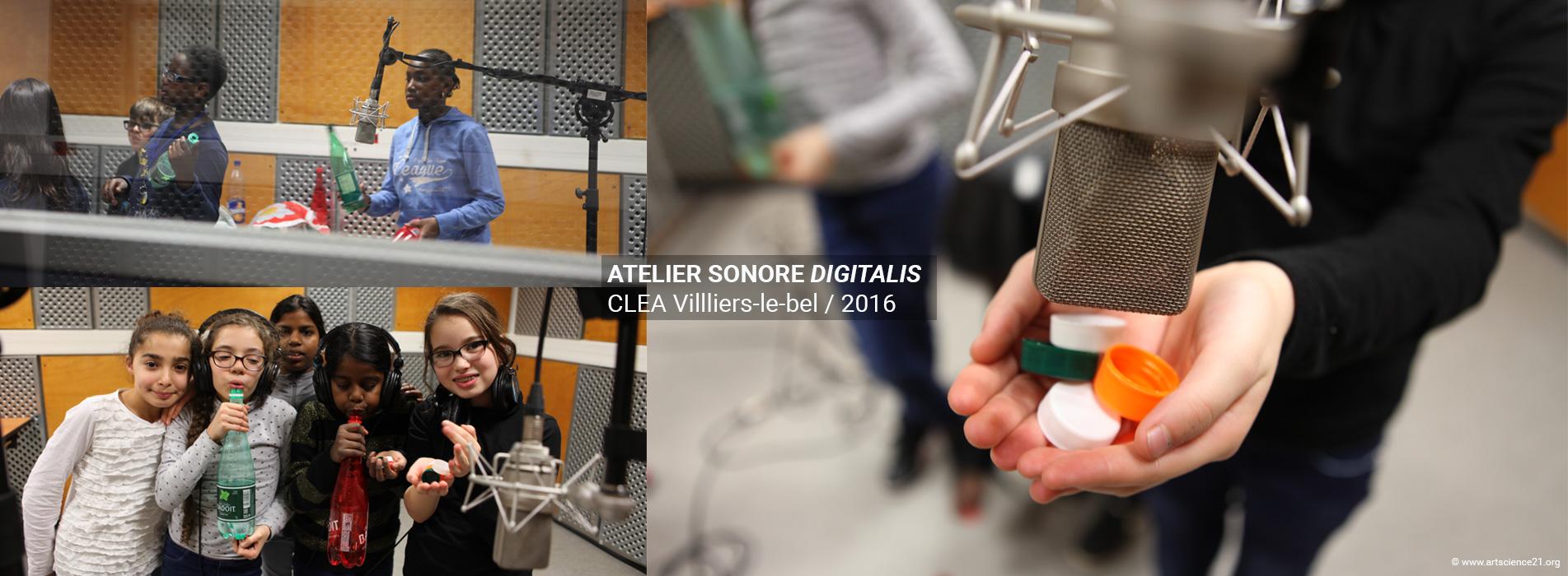 Atelier sonore Digitalis