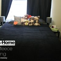 BrylaneHome Microfleece Bedding Review