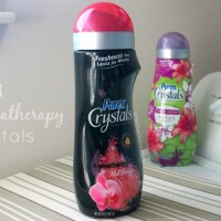 Purex Aromatherapy Laundry Crystals | Review and Giveaway