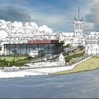Arts excitement in Teignmouth, with plans for a new £6.8M arts complex set to reflect the vibrant cultural community