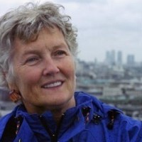 Legendary folk singer Peggy Seeger in Exeter