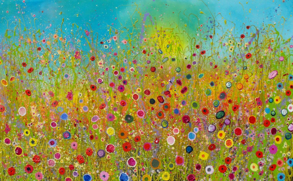 New Work by Yvonne Coomber at Exeter's gloss gallery