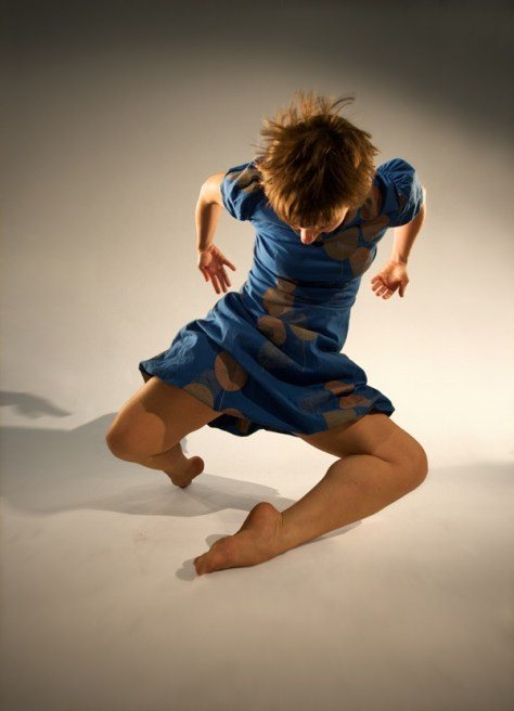 Weightless by Yael Flexer - Image by Chris Nash - Dancer Lyndsey McConville