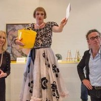 Orms, The Furniture Practice and Brunner's charity auction raises over £25,000 for The National Youth Arts Trust
