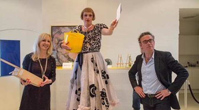 Grayson Perry Auction