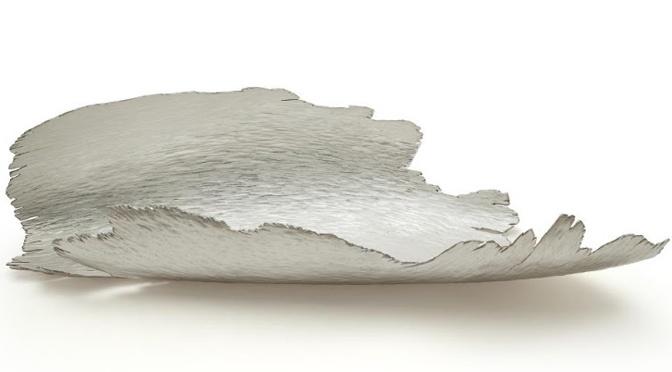 Claire Malet's Sylvan Relic 1, 2014, 925 eco silver