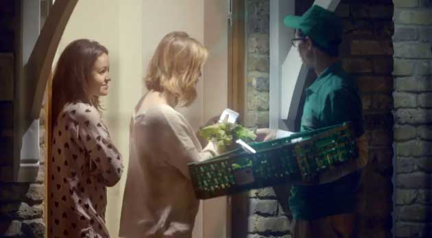 Door-to-door lettuce delivery just doesn't cut it