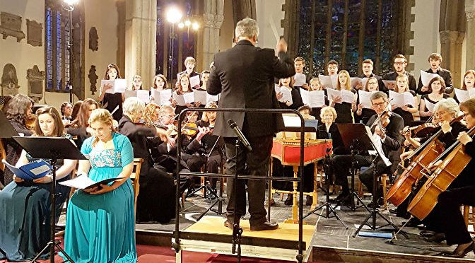 Delightful tribute to Shakespeare from Ten Tors Orchestra & Bath Spa University Chamber Choir (review)