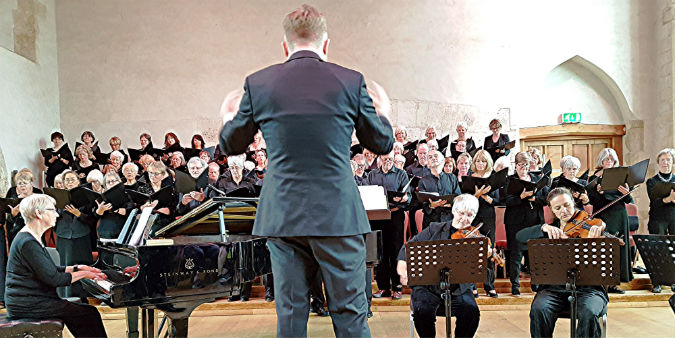 Dartington Community Choir's celebration of Shakespeare an unmitigated success