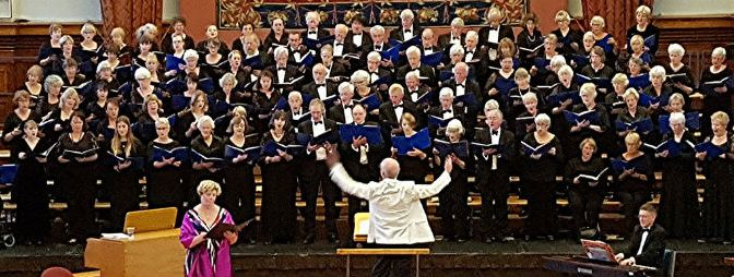 Refreshing summer programme from Plymouth Philharmonic Choir
