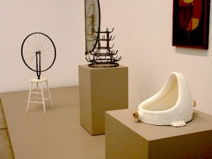 Marcel Duchamp Ready Made Sculptures