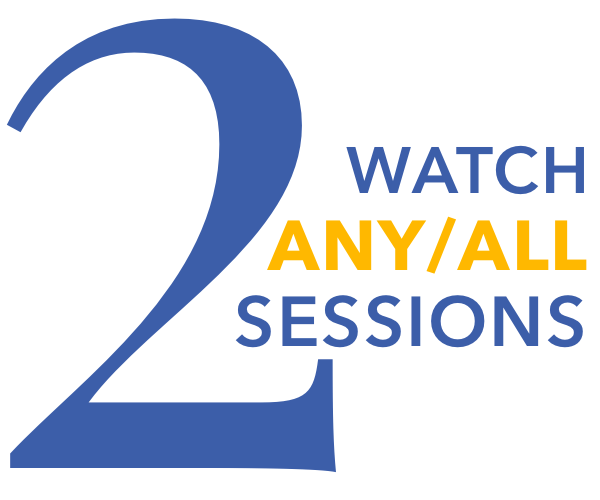 watch any or all STEAM conference sessions