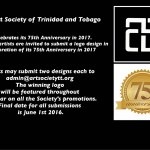 75th Anniversary Logo Design