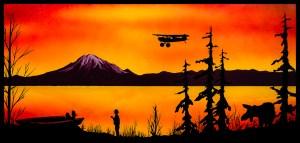 Hartman David Living on the Kenai Peninsula Alaska_