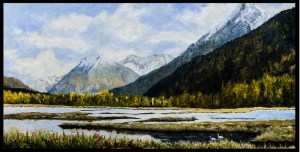 Sherrit - Scott - Tern Lake Crossroads of the Kenai