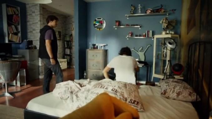 Medcezir dizisi Ev, Villa Mertin Odası