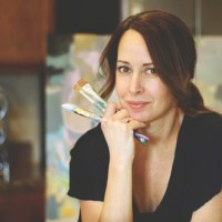 Artsy Diggs: In the Studio With Christina Baker